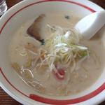 伊豆手作り菓子工房グリーンヒル土肥 - 牛乳ラーメン¥600