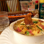 ハラナ - 【注目】タバスコ&チーズはかけ放題!