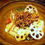 KICHIRI 横浜 - 金胡麻サラダ