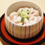 寿し おおはた - 白子の蒸し寿司