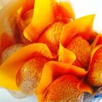タルト・タルト - 料理写真:シュークリーム(*´ω`pq゛ ドラィブちぅ ぉゃつの共に 笑