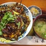 福家 - 親子丼①