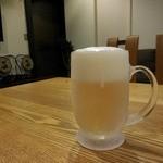 喫茶・カフェバー すうぃーとはーと - 生ビール500円