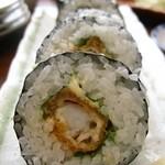 まるは食堂 ラシック店 - まるは巻き寿司900円
