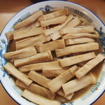 好和亭  - 寿竹(肉・メンマ多し)1100円+特盛(二玉)200円