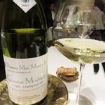 47664734 - シャンパーニュの後は、白ワイン。