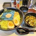 めんきち - 魚介つけ麺・大。920円