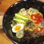 らーめん みのり - 冷麺