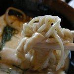 そば処 遊蕎 - 「ゆばとろ蕎麦(二八)」の蕎麦