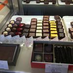 チョコレート工房 クレオバンテール - こんなにたくさんのショコラが…