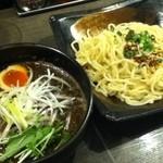 47673439 - 黒胡麻坦々つけ麺