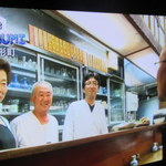 天ぷら 中山 - 親子3人で切り盛りするお店