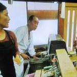 天ぷら 中山 - 大将は坂井哲行さん、女将さんは根岸季衣さんが演じます