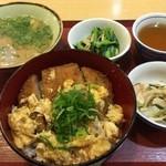 田辺新庄食堂 - 料理写真: