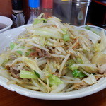 南京路 - 「肉野菜炒め定食」