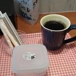 猫カフェTango - ドリンク写真:ホットコーヒー☆(2016年2月)