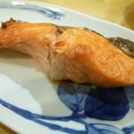 47680874 - 甘塩鮭焼き