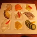 KURARA - 旬野菜の糠漬け