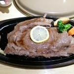 焼肉 くにお - 200gのステーキ