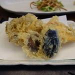 soba みのり - 野菜の天ぷら