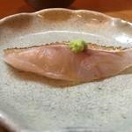 天ぷら たけうち - 赤むつ