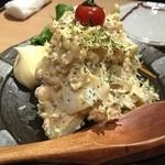 魚然 - ポテトサラダ
