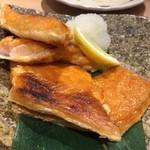魚然 - 鮭ハラス