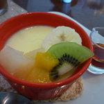 茶和 - さくら卵のミニプリン