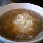 47690172 - 超絶煮干し(スープ)