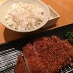 さぼてん - 健美豚ロース定食