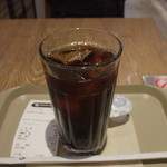 カフェ ソラーレ - アイスコーヒー