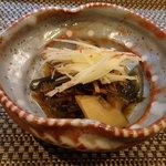 Kappoufuniu - あわびの柔らか煮まつまえ漬け
