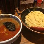 三田製麺所 - 辛つけ麺 並