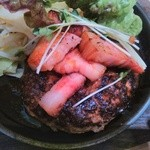 ワインちゃん 瓦・町・路・地 - 分厚い肉の上に分厚い肉が…♡