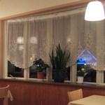 ルッコラ - 通り側の窓です。