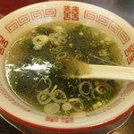 4770051 - ワカメスープ(塩)
