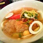 冷麺館 - 玉子冷麺