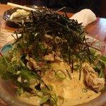 4770232 - 鶏と豆腐のサラダ