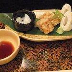 旬海料理ぎんりん - 地産地消の三種盛