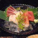 旬海料理ぎんりん - 刺身盛り合わせ