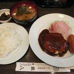 豚八 - 720円ランチ