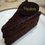 銀座トリコロール - チョコレートケーキ