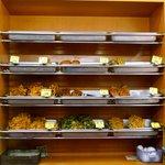 くまの - 垂涎ものの天ぷら群