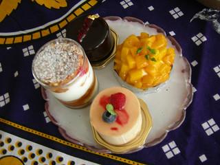 セセシオン - ケーキいろいろ