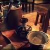 沖縄料理の店しぃぐゎー - ドリンク写真:泡盛一合はこんなセットで供されます。