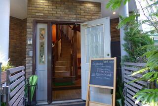 トロ コーヒーアンドベーカリー - イーゼル看板には、パスタ中心のお手軽ランチメニューが満載です。