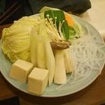 47706577 - セットの野菜盛合せ(2人前)