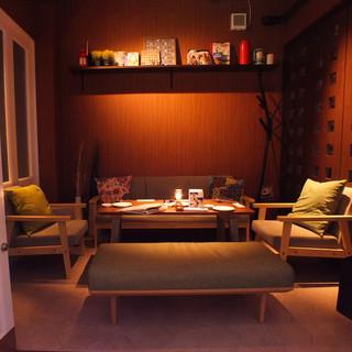 選べるおしゃれな個室で記憶に残る特別なひと時を!