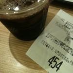マクドナルド - プレミアムローストアイスコーヒーS