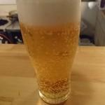 なぎ - (2/20)生ビール